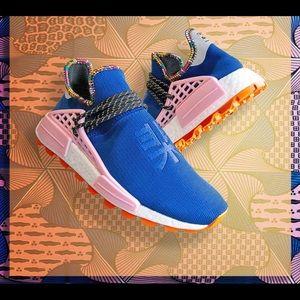 Adidas PHARREL WILLIAMS X HUMAN RACE SNEAKERS